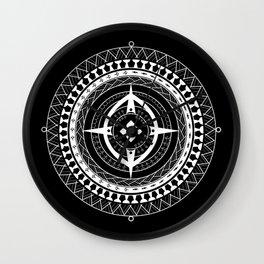 Timecapsule Wall Clock