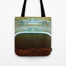 Wave Rise Tote Bag