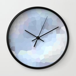selfish and pale, but for the fish Wall Clock