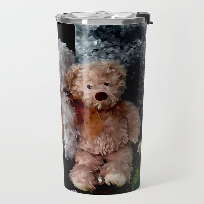 Teddy Bear Buddies Travel Mug