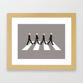 Cantina Road Framed Art Print