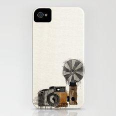 Camera Evolution Slim Case iPhone (4, 4s)