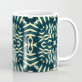 Tropical Tribal Coffee Mug