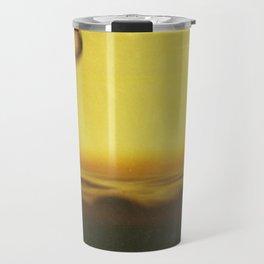 A drop of coffee Travel Mug