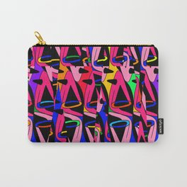Shattered 1980's Carry-All Pouch