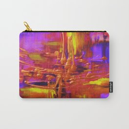 Purple Revolution Carry-All Pouch