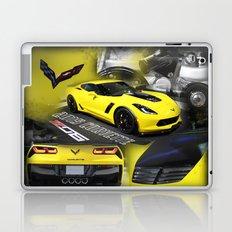 2015 Corvette ZO6 Laptop & iPad Skin