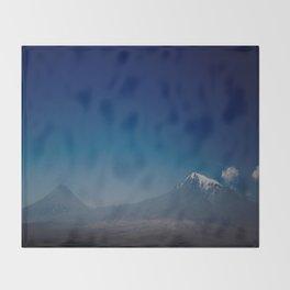 Ararat Mountain  Throw Blanket