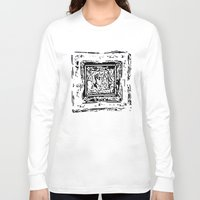 frame Long Sleeve T-shirts featuring Life Frame by ArteGo