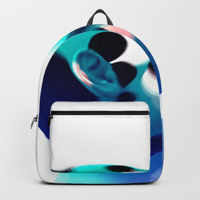 Kiss Them For Me Backpack