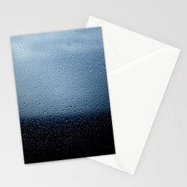 lluvia fria Stationery Cards