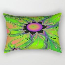 PushInTheDaisies Rectangular Pillow