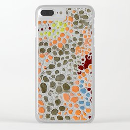 Bubbles Clear iPhone Case