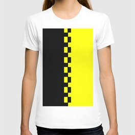 Yellow & Black T-shirt