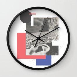 """""""六尘""""——Liu Chen 2 Wall Clock"""