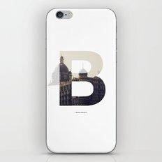 Bombay iPhone & iPod Skin