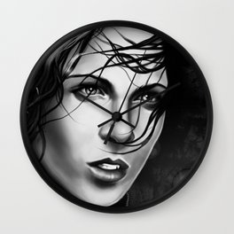 Akasha Wall Clock