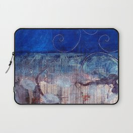 Chicxulub - Bluer version Laptop Sleeve