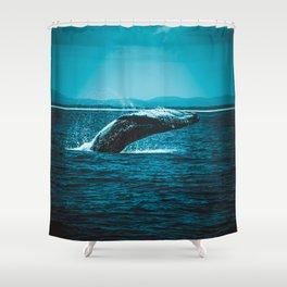 Hump Daze Shower Curtain
