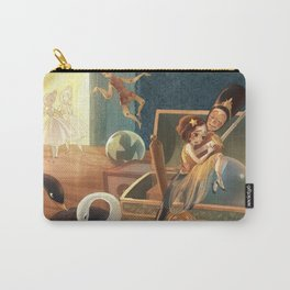 The Steadfast Tin Soldier Carry-All Pouch