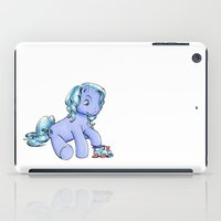 my little pony iPad Cases featuring My Little Pony: Mal by aredblush