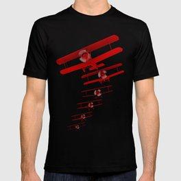 Retro Biplanes T-shirt