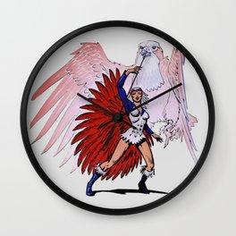 Teela Na Wall Clock