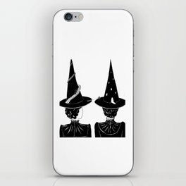Two Witches iPhone Skin