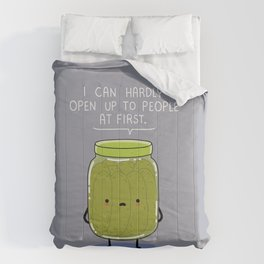 Introverted Jar Comforters