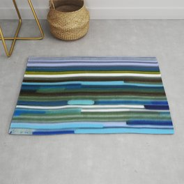 Illuminated Landscape Rug