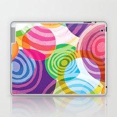 Circle-licious Sweetie Laptop & iPad Skin