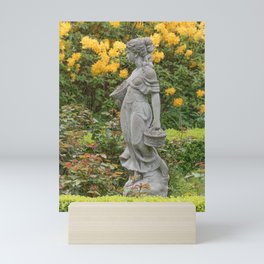 The Gardener Mini Art Print