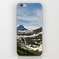 Bear Hat Peak (Glacier National Park) iPhone & iPod Skin