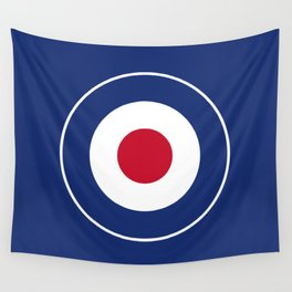 RAF Type D Roundel Wall Tapestry