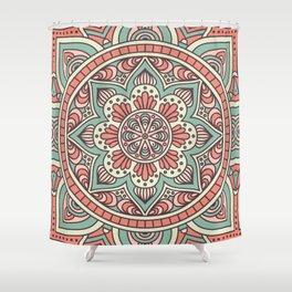 Batik Style 10 Shower Curtain