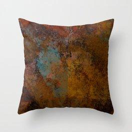 MineralMine 01 Throw Pillow