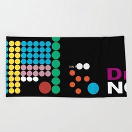 DrNo Beach Towel