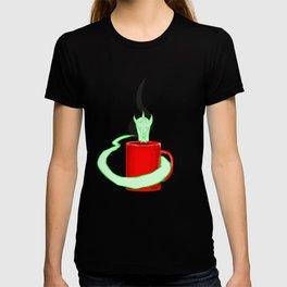 Dragon's coffee T-shirt