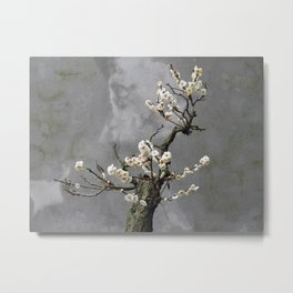 Blooming  bonsai Metal Print