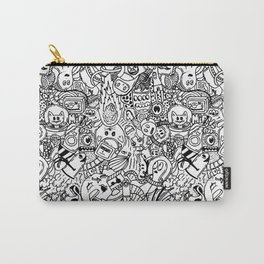 Space Doodles Carry-All Pouch
