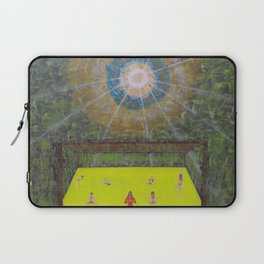 Personal Well-being Laptop Sleeve