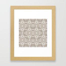 Milkstar Framed Art Print