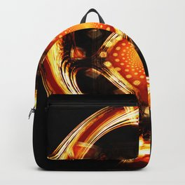 Divine Wheel of Mirrors Backpack