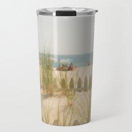 Sand Dunes Summer Travel Mug