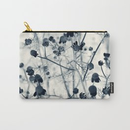 Cyan Chamomile #2 Carry-All Pouch