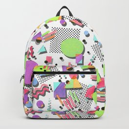 Rad 80s Memphis Backpack