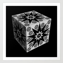 Fireworks - 3D Art Boxed Art Print