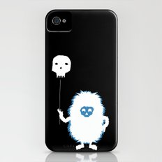 Walking With A Yeti Slim Case iPhone (4, 4s)