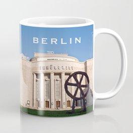 EAST BERLIN THEATRE - VOLKSBÜHNE Coffee Mug