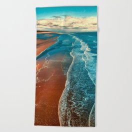 Sky Tide Beach Towel